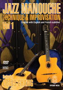 Denis Chang Technique and Improvisation Volume 1
