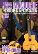 Denis Chang Technique and Improvisation Volume 2