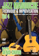 Denis Chang Technique and Improvisation Volume 4