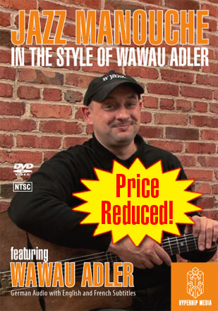 [Post] In the Style of Wawau Adler Guitarra DVD